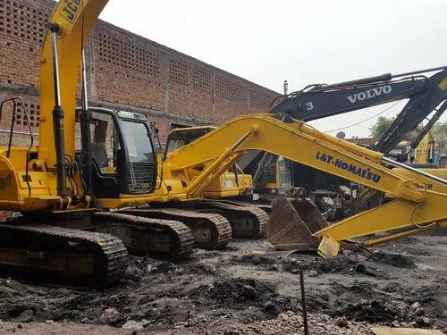 Komatsu PC-200/PC-300 Excavator Spare Parts - Salasar Impex
