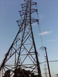 Transmission Line Tower Structure Design