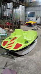 2 Seater FRP Paddle Boat