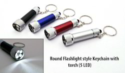 LED Torch Keychain