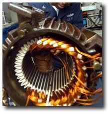 Overhauling of Electric Motors