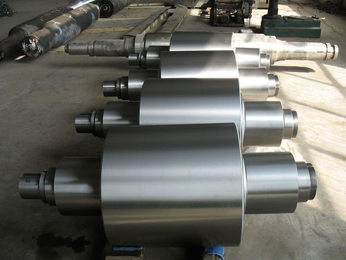 Stainless Steel Work Rolls Rs 50000 Piece Amit Engineering Works Id 13789184691