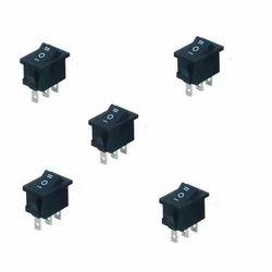 Mini Rocker 3 Pin On-Off-On Switch