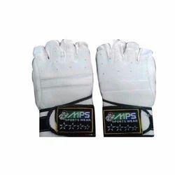 White mps Taekwondo Gloves