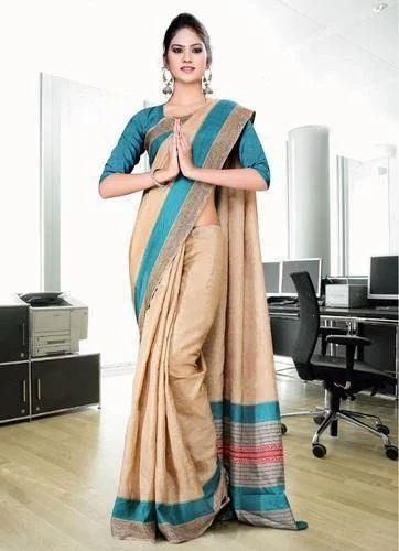 receptionist saree manufacturer from hyderabad