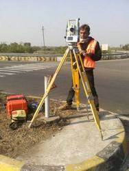 Topographic Survey Services