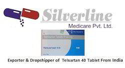 Telsartan 40 Tablet