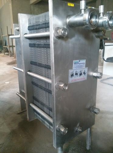 Automatic Milk Chiller 1000 Litres Per Hour