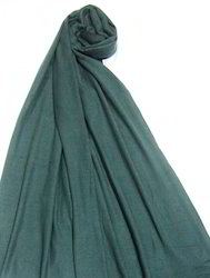 Polyester Solid Shawls