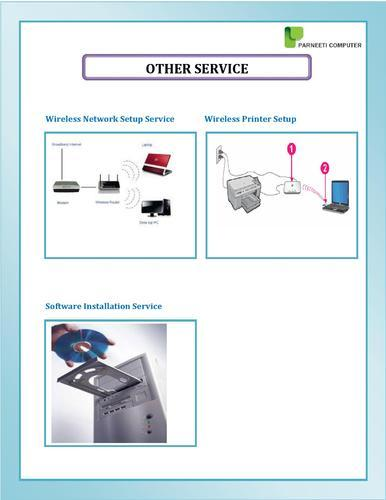 Wireless Network Setup Service, Networking Solutions - Parneeti ...