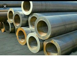 Round Black Alloy Steel Pipe