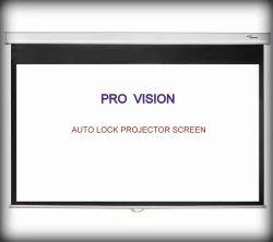 Motorized Projection Screen In Mumbai Maharashtra