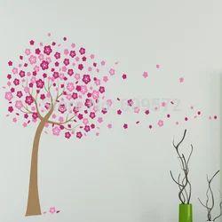 Wallpaper PVC Sticker
