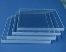Quartz Glass Plates