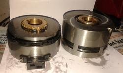 Electromagnetic Series Bearing Mounted Clutches