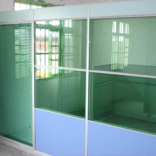 HKGN Glazing & Cladding, Nagpur - Front Elevation Farbrcation Work