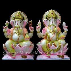 Ganesha Marble Sculpture