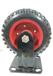 Industrial Rubber Grip Wheel