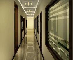 Office Interior, Size: Standardised