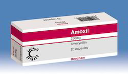 Amoxil Capsules