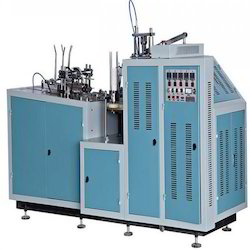 Disposable Paper Cup Forming Machine