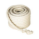 Chairman White Asbestos Braided Rope