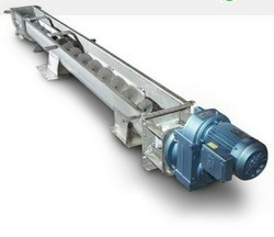 Ice Screw Conveyor Machine