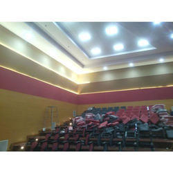 Galvanized Iron Room Acoustic Insulation