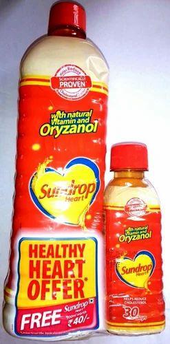 Sundrop Heart Oil 1 Litre Bottle