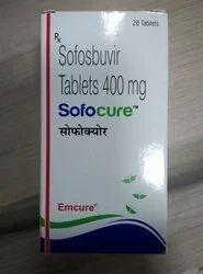 Sofocure 400 Mg Sofosbuvir