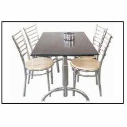 Granite Top Dining Table Set  sc 1 st  IndiaMART & Granite Top Dining Table Set Dining Table Set - Vaibhav Kitchen ...