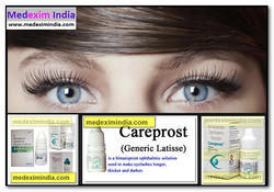 Allopathic Careprost Eye Drops, Bottle Size: 3ml, Packaging Type: 3 Ml in 1 Packet
