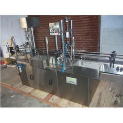 Bottle Plugging Machine