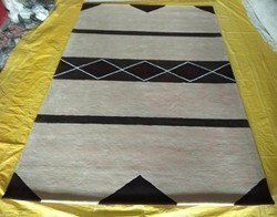 Hand Tufted Woven Carpet