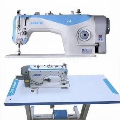 Semiautomatic And Automatic Jack Sewing Machine F40 Rs 40 Piece Custom Jake Sewing Machine