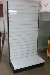 Supermarket Slatwall Display