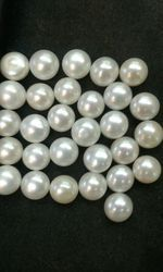 Natural South Sea Pearls Chandra Moti Full Round stone