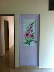 Decorative PVC Door