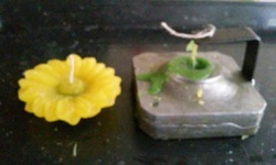 Floating Candle Making Moulds