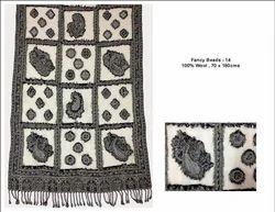 Designer Bead Wool Shawls