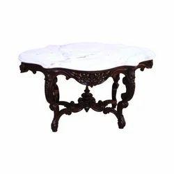 Wooden Antique Centre Table