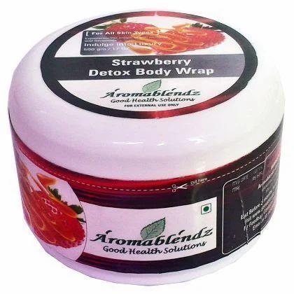 Aromablendz Strawberry Detox Body Wrap