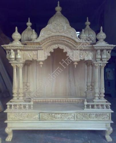 Wooden Home Temple