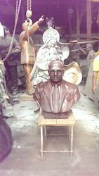Dr. Babasaheb Ambedkar Bronze Half Bust Statue