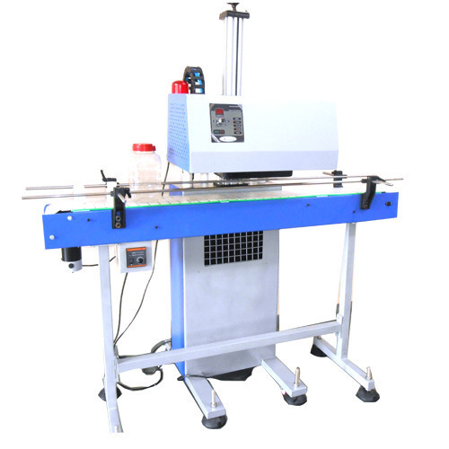 Induction Cap Sealing Machines - Continuous Induction Sealer