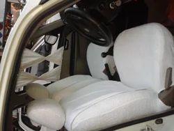 Car Seat Back Cover Napkin Set