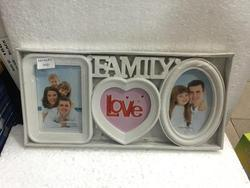 Designer Triple Photo Frame