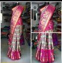 Srikanth Textiles Silk Sarees With Kanchi Border