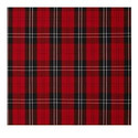 Polyester Checked Fabric