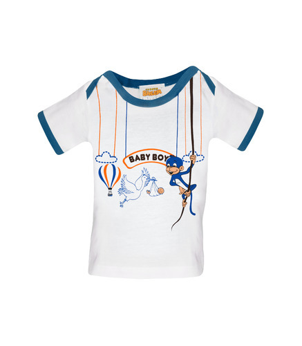 e1c566430 Cotton Regular Wear Chhota Bheem Baby Boys T-Shirt, Rs 85 /piece ...